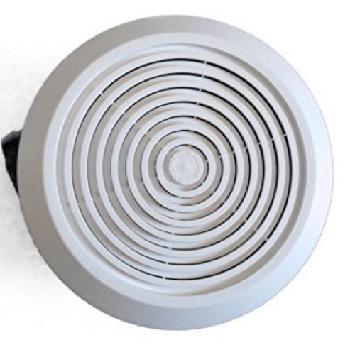 Kitchen Ceiling Exhaust Fan With Light: Mobile Home/RV Ventline 50 CFM Bathroom Ceiling SIDE