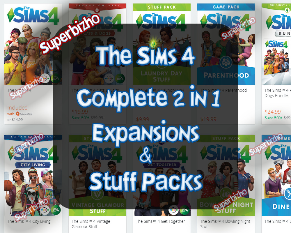 sims 4 get to work free download origin