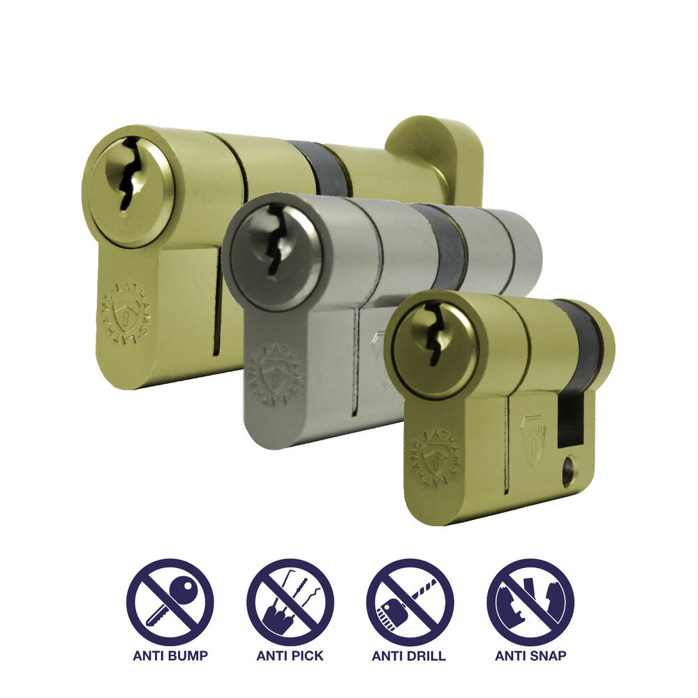 how to create a snap lock cylinder
