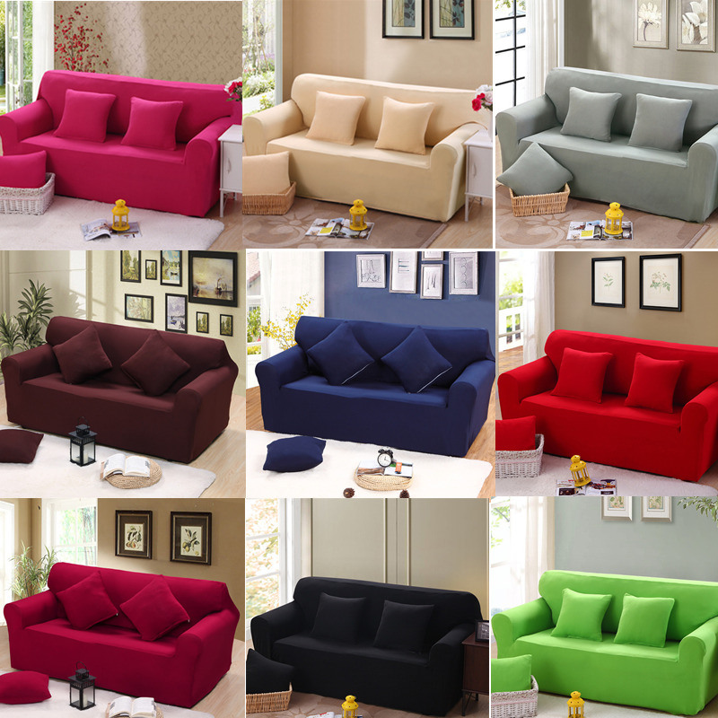 1 2 3 4 Seater Stretch Cover Sofa Covers Protector Couch