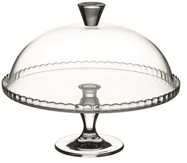 Cake Stand With Dome Lid
