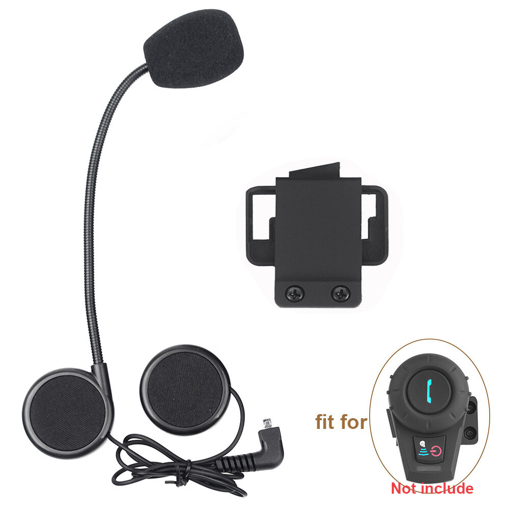 motorrad headset f r fdc bluetooth intercom 500m fm radio. Black Bedroom Furniture Sets. Home Design Ideas