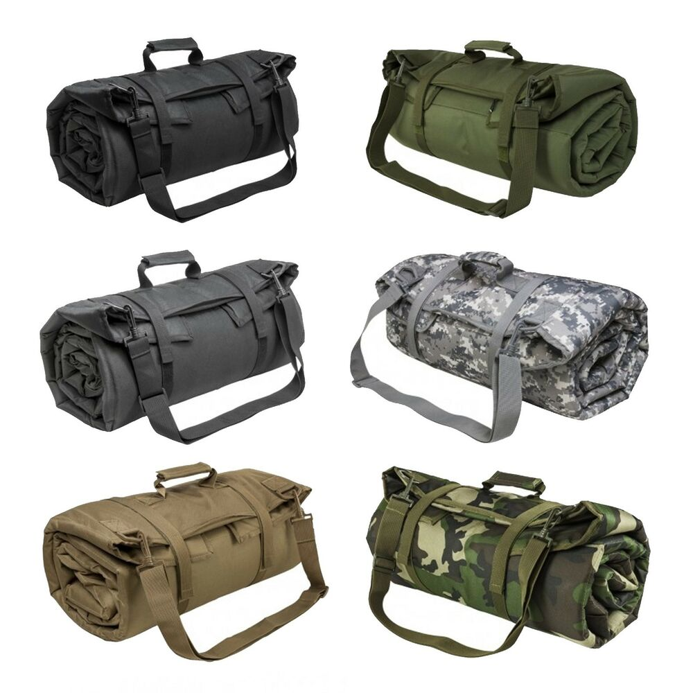 Ncstar Vism Tactical Padded Roll Up Hunting Range Shooting