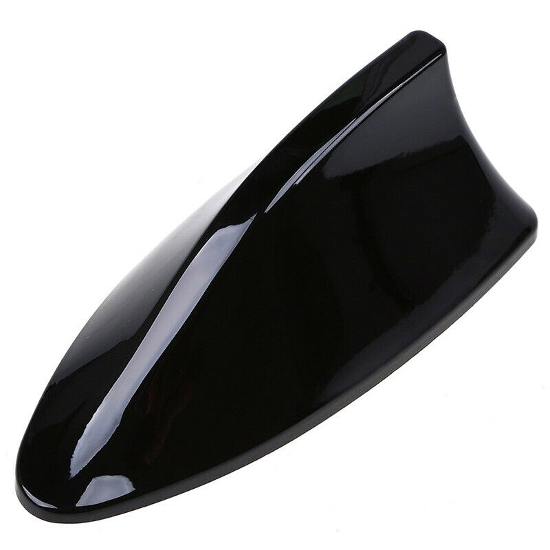 universal car roof am fm radio signal shark fin antenna. Black Bedroom Furniture Sets. Home Design Ideas