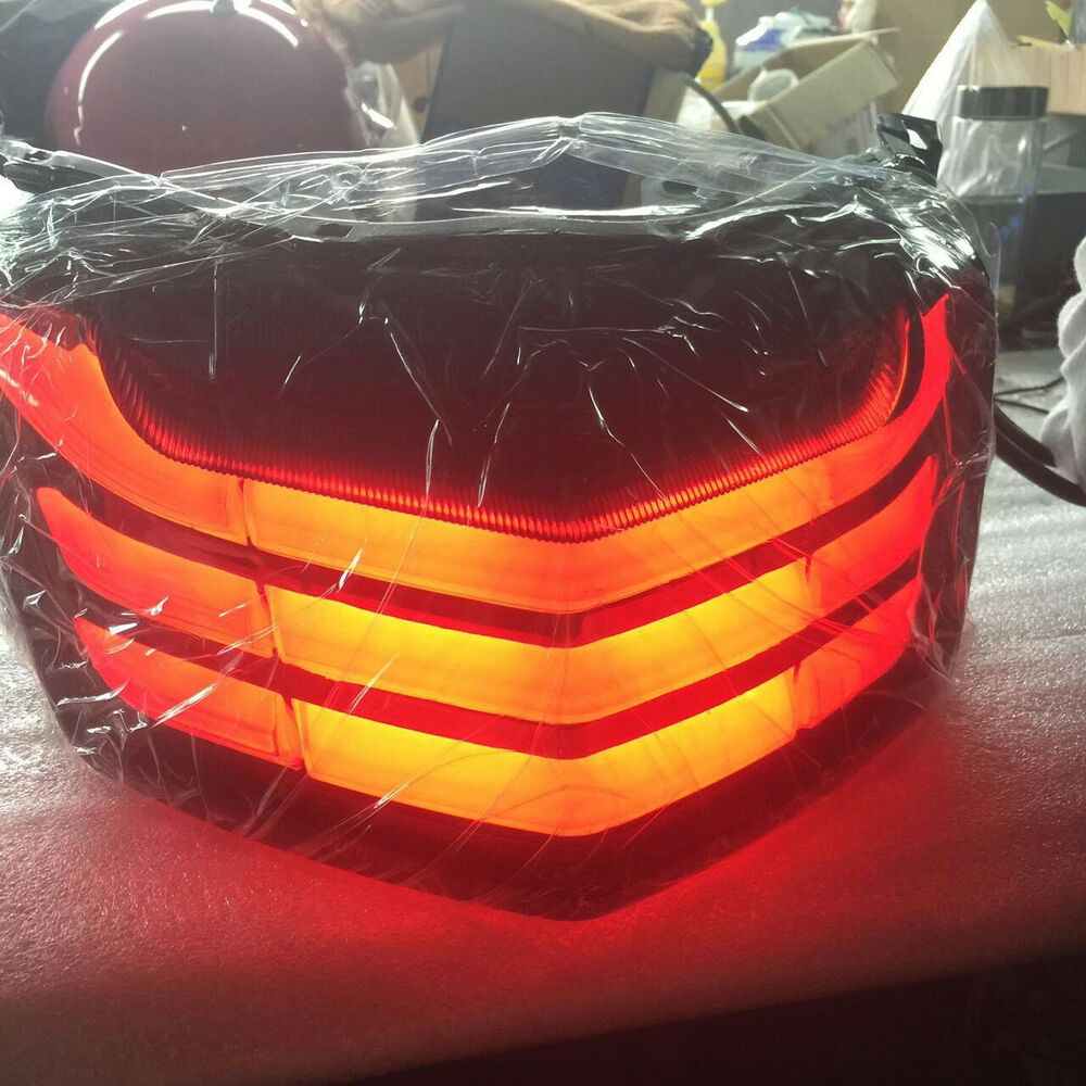 Motorcycle Nmax Parts Modified Tail Lamp Led Tail Light