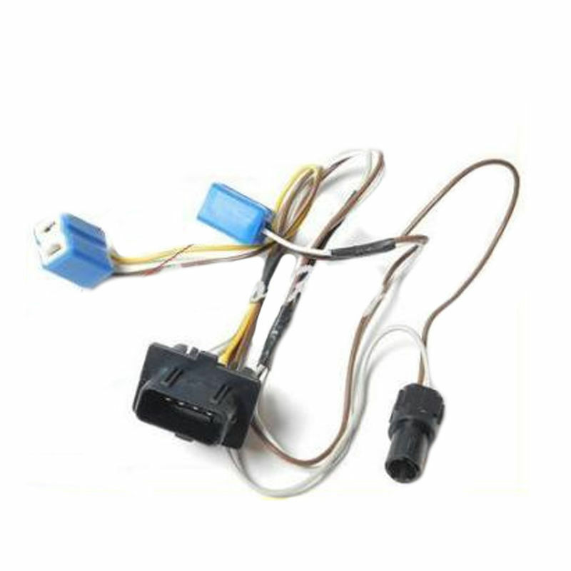 s l1000 for 96 00 mercedes w210 e320 e430 headlight wire ceramic harness OEM Wiring Harness Connectors at eliteediting.co