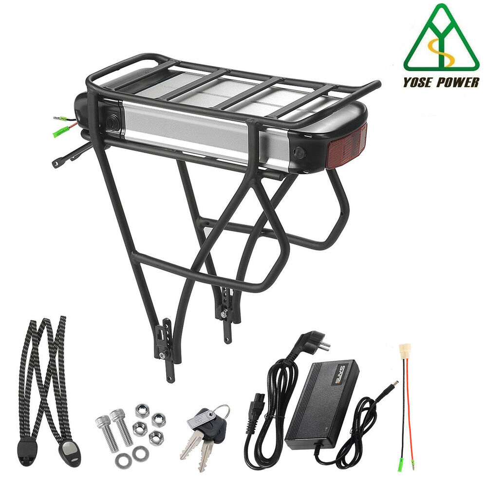 36v16ah e bike li ion rear battery for aldi mifa prophete. Black Bedroom Furniture Sets. Home Design Ideas