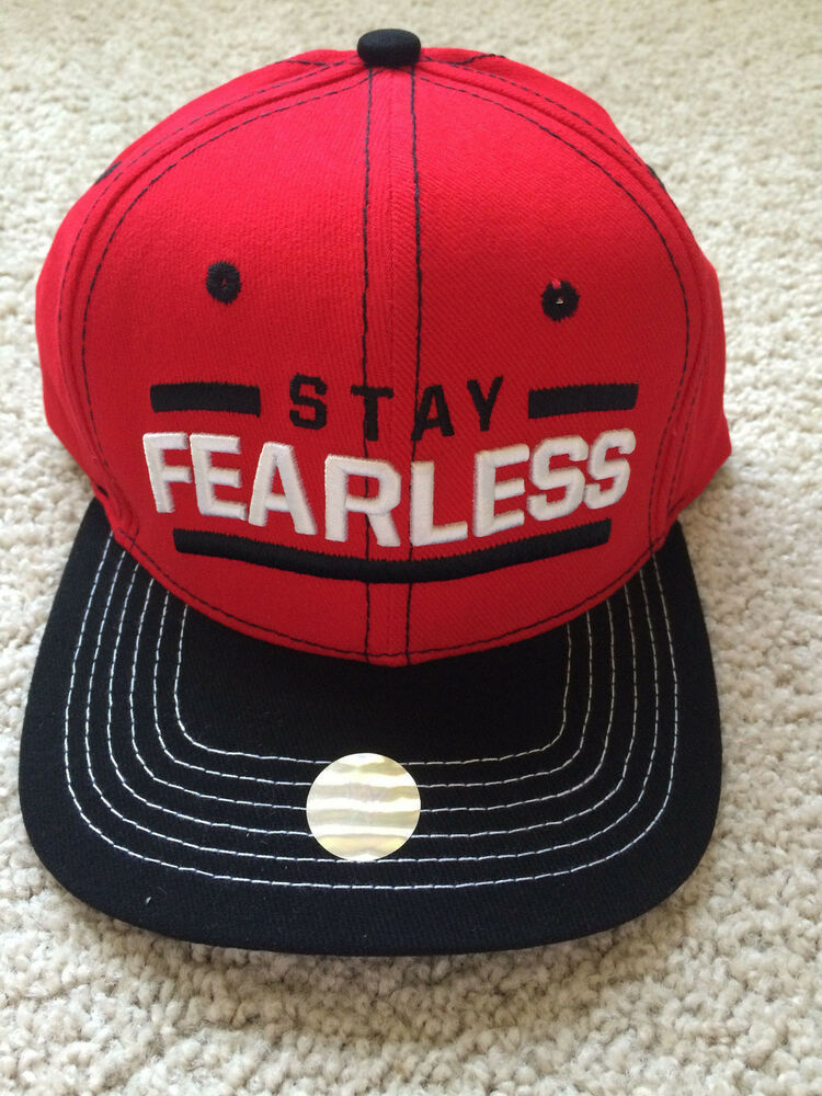 new style d00a2 a680d ... aliexpress wwe nikki bella stay fearless black brim hat brand new never  worn nxt twins brie
