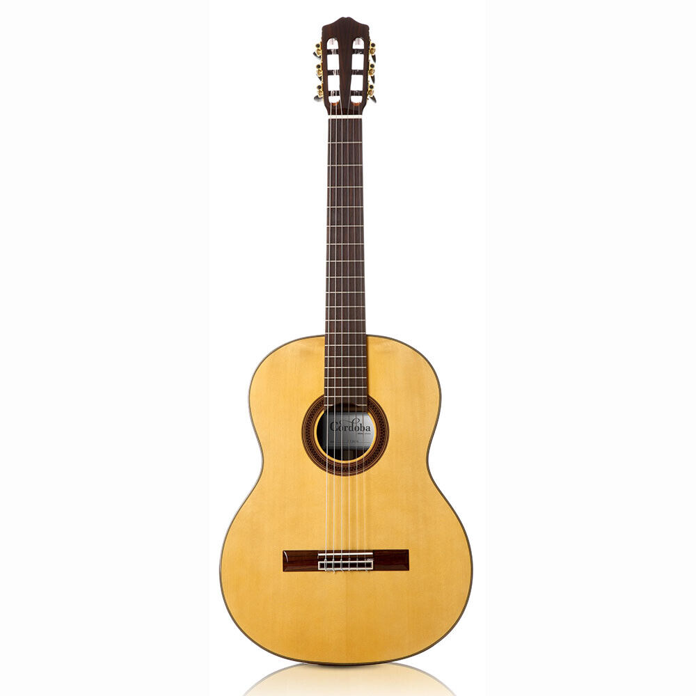 cordoba c7 sp nylon string classical acoustic guitar 685784466947 ebay. Black Bedroom Furniture Sets. Home Design Ideas