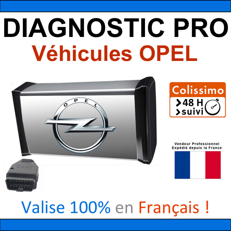 maxiecu 2 mpm com valise diagnostic opel op autocom delphi com elm327 ebay. Black Bedroom Furniture Sets. Home Design Ideas