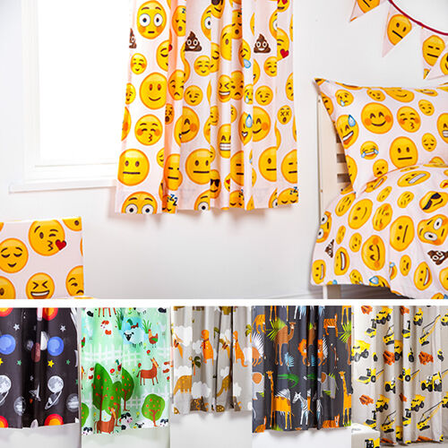 childrens bedroom curtains childrens nursery bedroom curtains amp tiebacks pencil pleat 11095