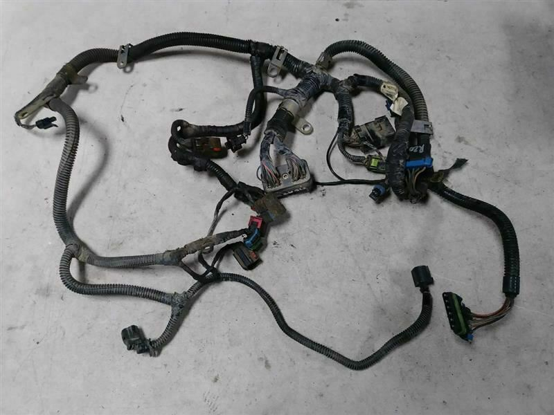 2006 dodge ram 2500 engine wiring harness cummins p  n