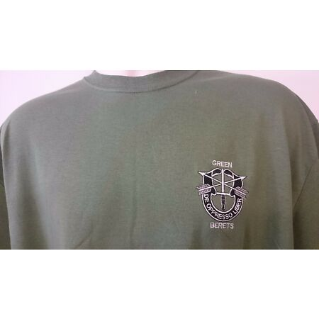 img-UNITED STATES SPECIAL FORCES GREEN BERETS T-SHIRT