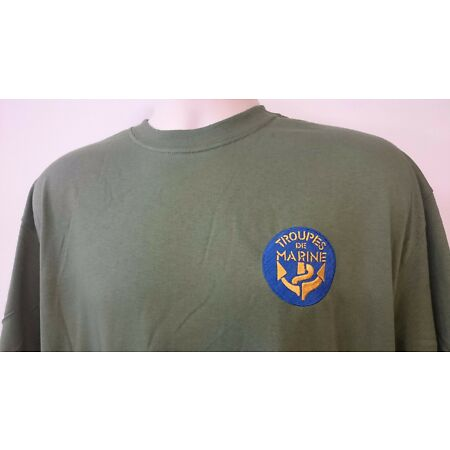 img-FRENCH ARMY FRENCH MARINES T-SHIRT