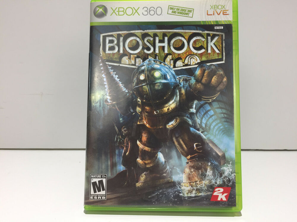 Learned Bioshock The Collection Xbox One Case And Manual Only Video Games & Consoles