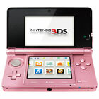 Nintendo 3DS Launch Edition Pearl Pink Handheld System