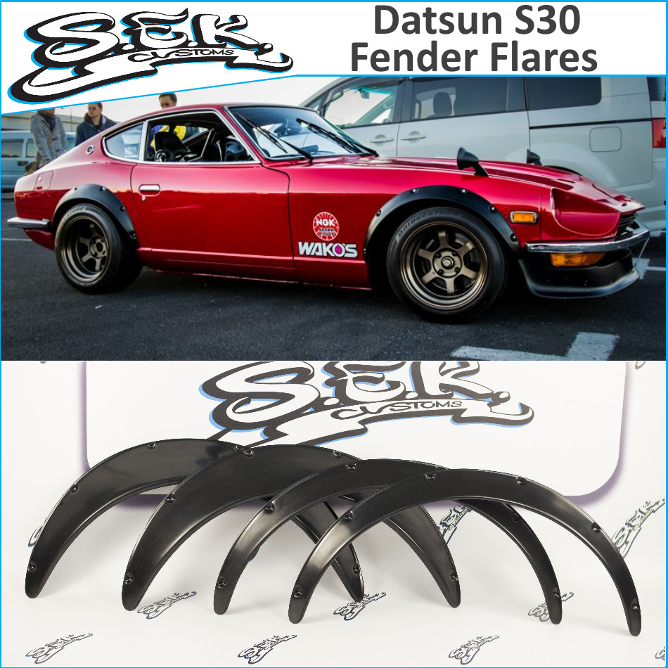 Datsun Z Car Body Parts