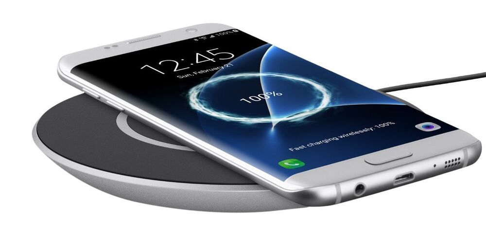 Belkin 15W UNIVERSAL WIRELESS CHARGING PAD CHARGER Qi Compatible ...