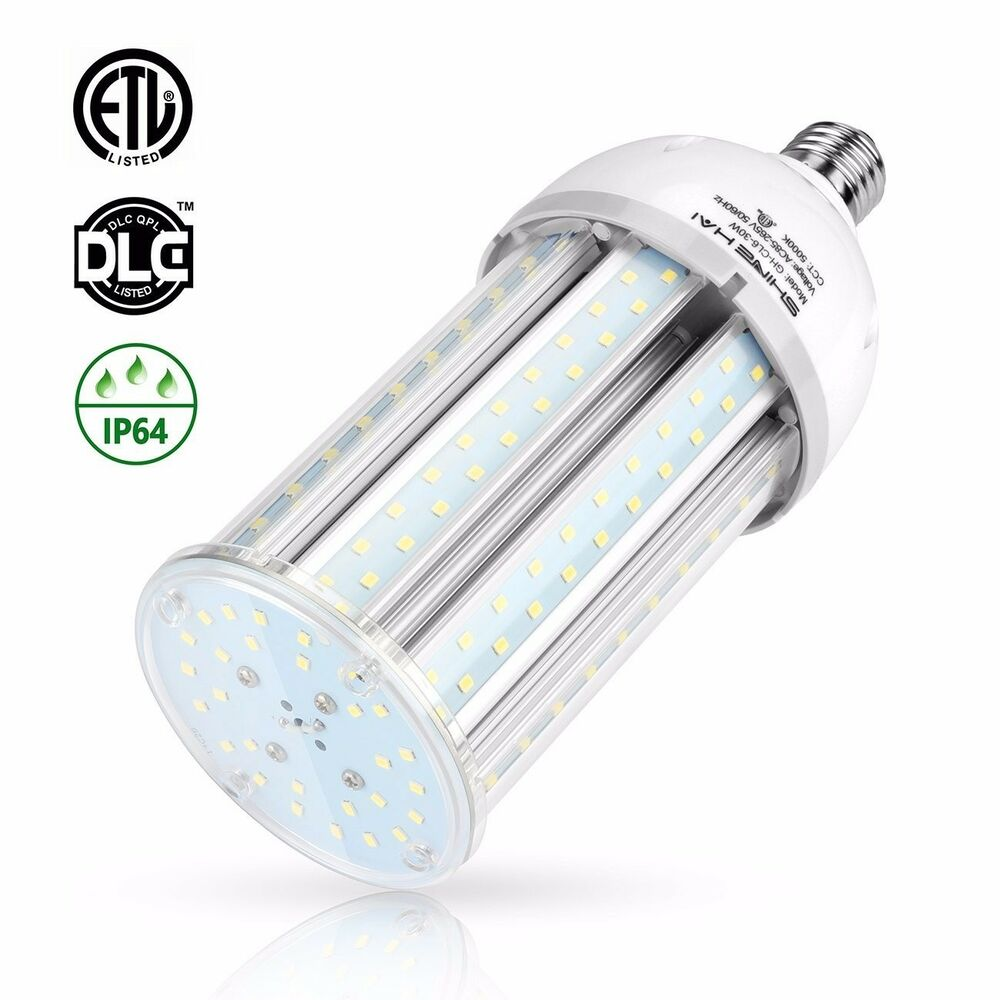 Led Corn Bulb 35w 300w Equivalent 3500lm E26 Base 5000k