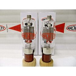 Kyпить 572B Machlett Power Triode Matched Pair (2) Tubes CB Ham Radio 3B28 на еВаy.соm
