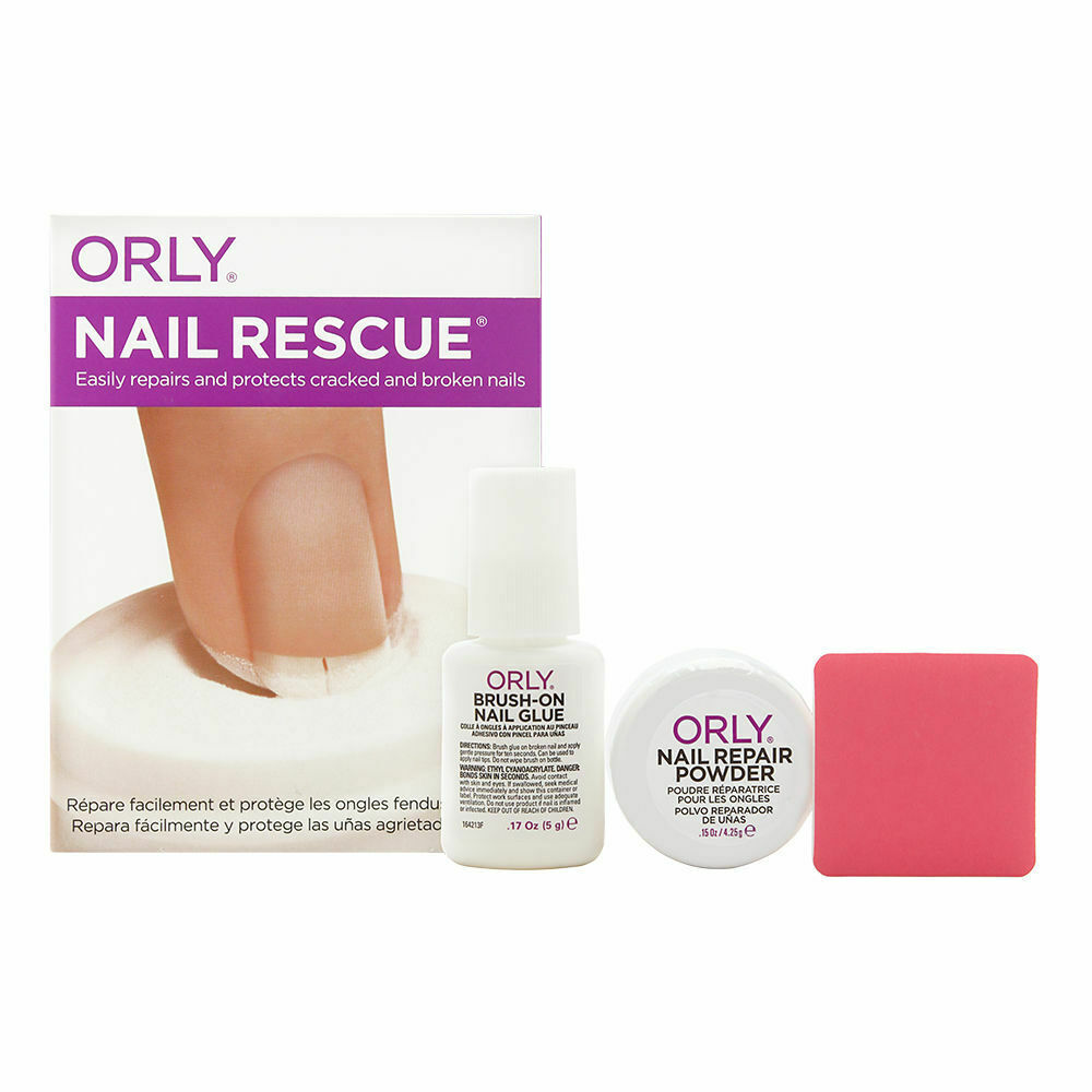 ORLY Nail Rescue Set Brand New 79245238004 | eBay
