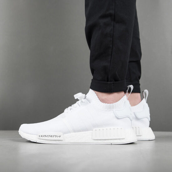e89957f7be911b Details about Adidas NMD PrimeKnit PK size 12. Triple White Japan. BZ0221.  ultra boost