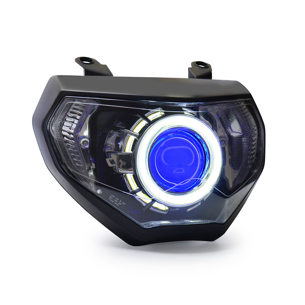 KT LED Headlight Assembly For Yamaha FZ09 MT09 2014 15