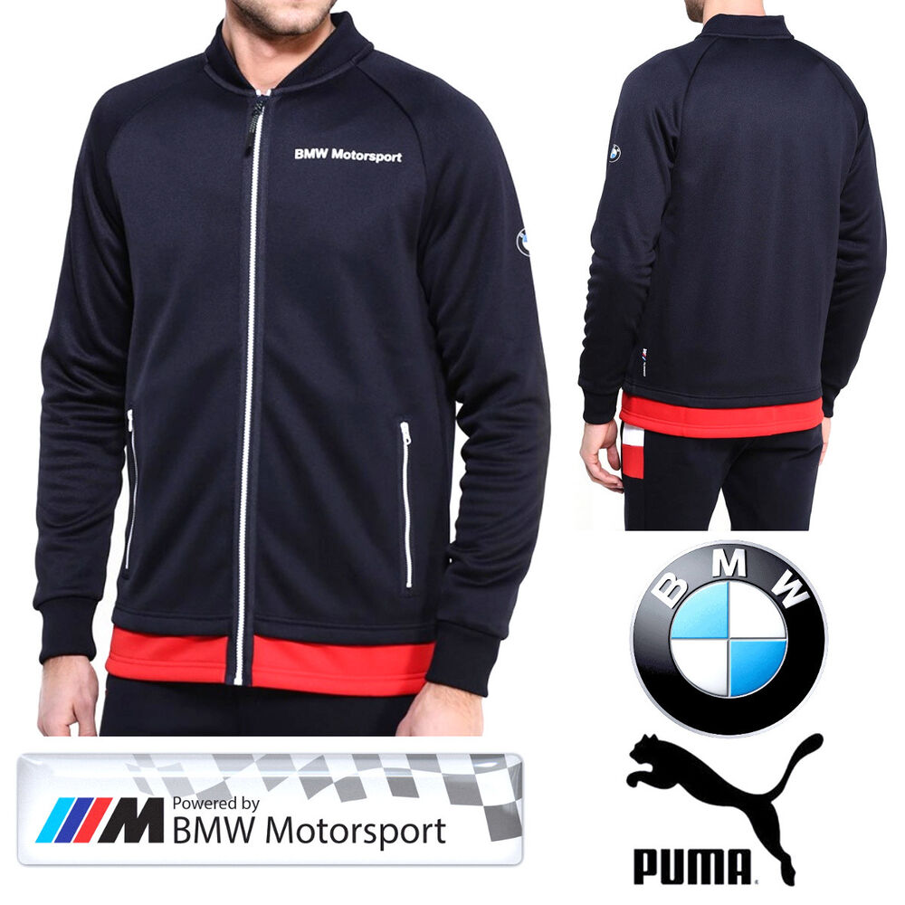 puma bmw motorsport mens jacket m series formula 1 f1 full. Black Bedroom Furniture Sets. Home Design Ideas