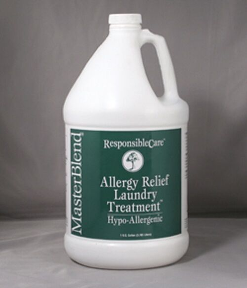 Allergy Relief Laundry Treatment - MasterBlend - gal - Hypo Allergenic Care