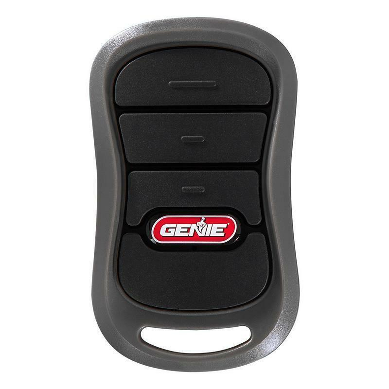 Genie G3t Bx Intellicode Garage Door Openers 3 Button
