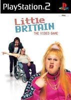 Little Britain (PS2), Very Good Playstation 2, PlayStation2 Video Games