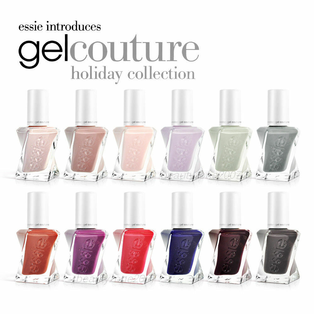Essie Gel Couture Nail Polish Holiday Collection Full Set 18 pcs | eBay