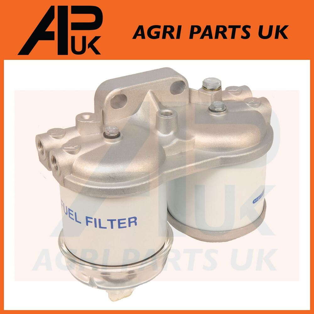 double fuel filter assembly case international 644 684 784 ... case fuel filter 86 mustang fuel filter location