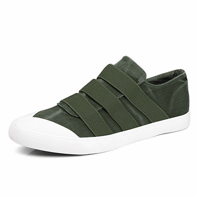 1d03deb27c88 Details about Fashion Canvas Men Casual Shoes Breathable Outdoor Driving  Sneakers Sports