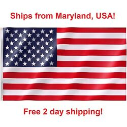 Kyпить 3x5 Ft American Flag w/ Grommets - United States Flag - US Flag - USA America на еВаy.соm