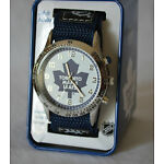 New Official NHL Toronto Maple Leafs  watch FREE SHIPPING in North America!
