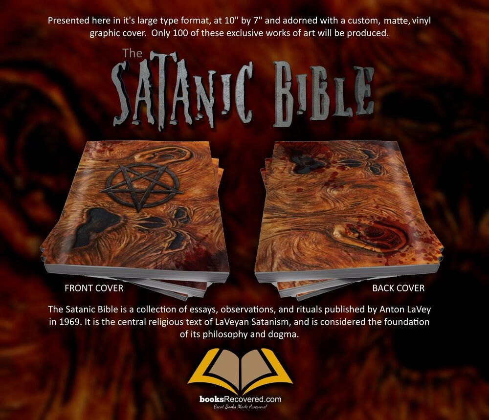 Stop Global Warming Essay The Satanic Bible  Anton Lavey  Necronomicon By Booksrecovered Free  Shipping  Ebay Example Of Who Am I Essay also Dystopia Essay The Satanic Bible  Anton Lavey  Necronomicon By Booksrecovered  Wildlife Conservation Essay