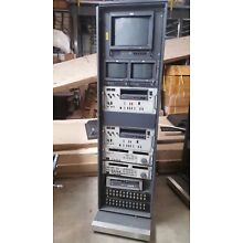 Sony Studio broadcast Server Rack PVM-14M4U