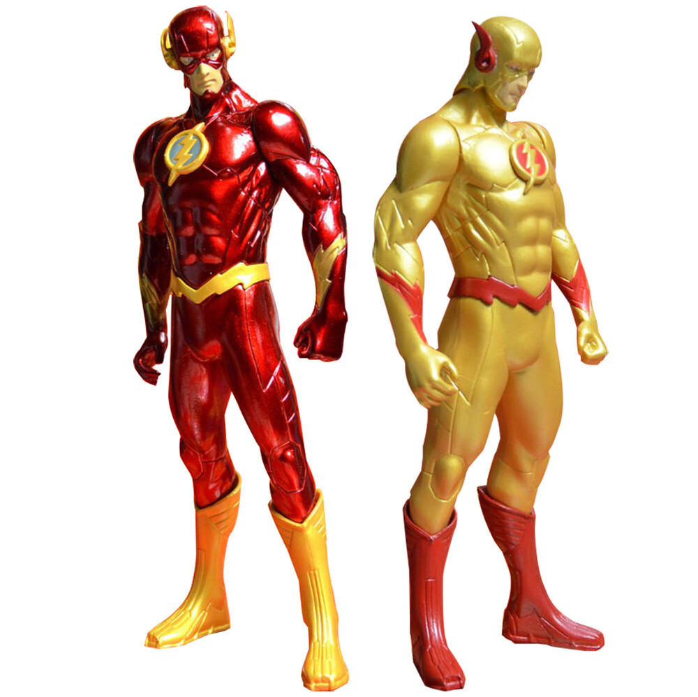 It is a picture of Critical Pictures of the Flash Superhero