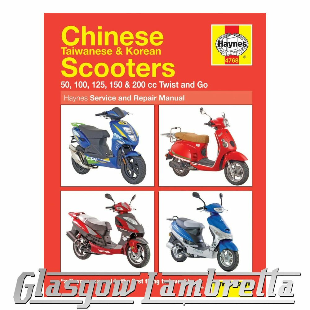 Chinese Gy6 150cc Scooter Repair Service
