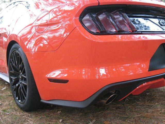 2015 2019 Mustang 15fm Rm Rear Side Marker Lights