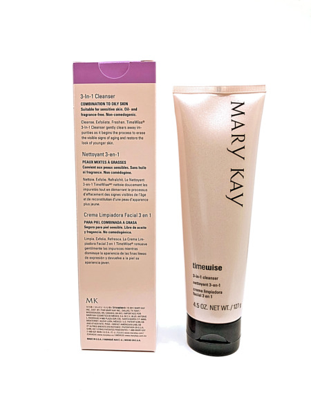 Mary Kay TimeWise 3-In-1-Cleanser Combination to Oily