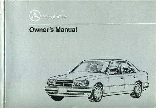 1997 mercedes benz e420 owners manua