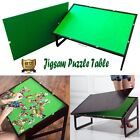 Wooden Fold Jigsaw Puzzle Table Collapsible Home Play Desk Surface Fits  1000 Pcs