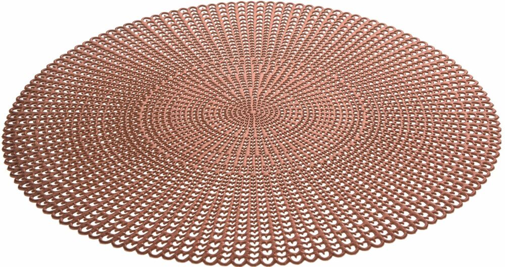 Extra Large Placemats 41cm Place Mat In Gold Silver
