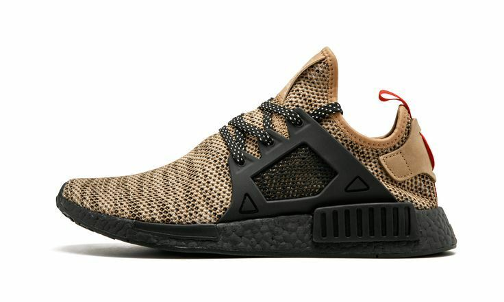84d9ce7222a81 Details about Adidas NMD XR1 Black Red Cardboard Brown. 7.5. BY9901.  footlocker eu exclusive