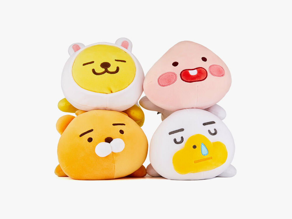 Kakao Friends Character Baby Pillow Cushion 4 Types Ryan
