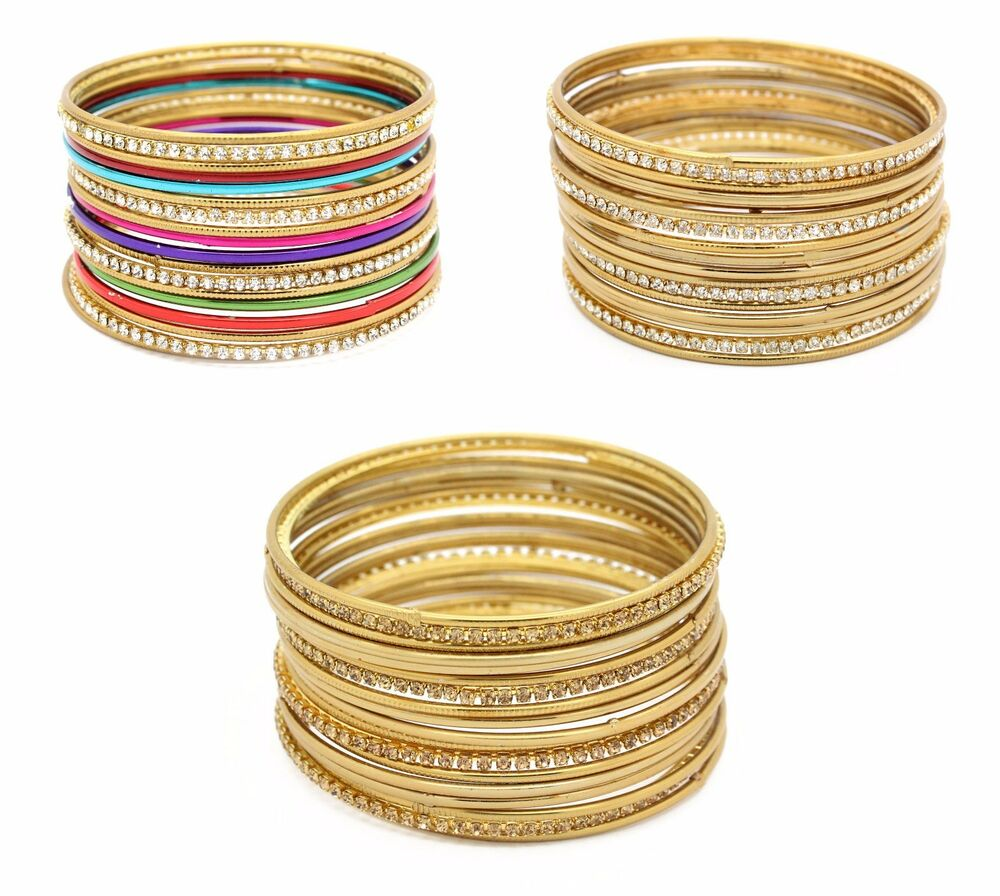 Gold Women Bangle Indian Jewellery eBay