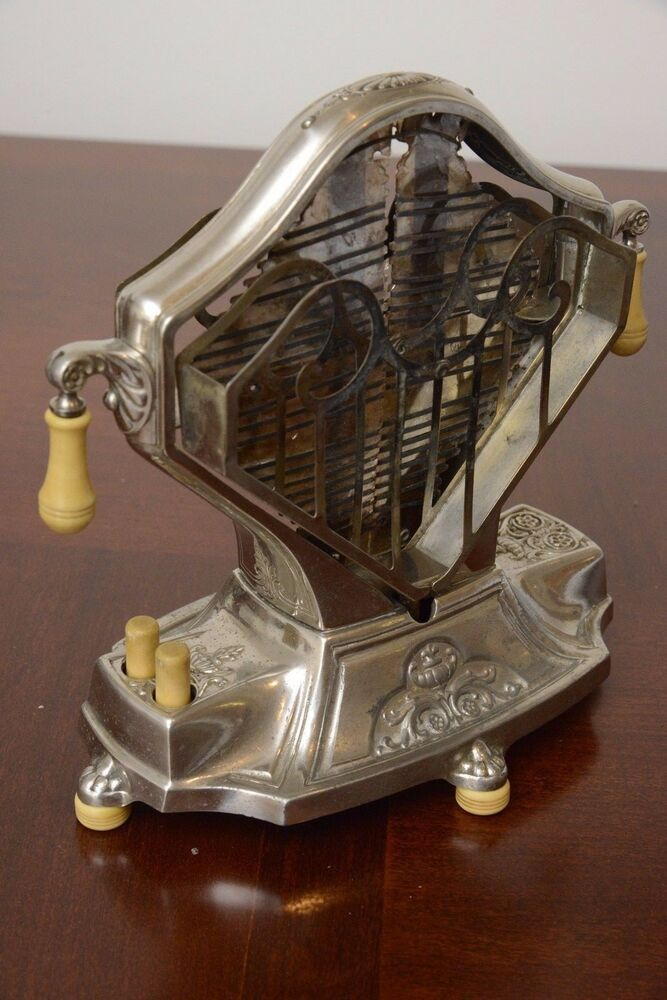 1920s Vintage Swing Arm Universal E9410 Sweetheart Toaster