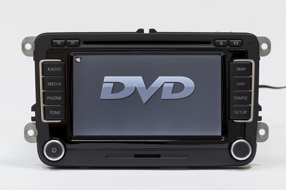 volkswagen touran tiguan rns 510 gps system navigation. Black Bedroom Furniture Sets. Home Design Ideas